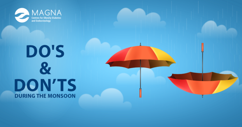 Do's and Dont's in Monsoon