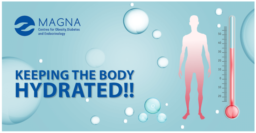 Importance of Keeping the Body Hydrated.